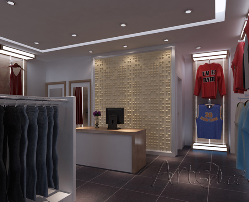 Clothing Shop Wall Design Clothing Shop Wall Ideas : clothing shop background wall from www.art3d.com size 800 x 650 jpeg 118kB