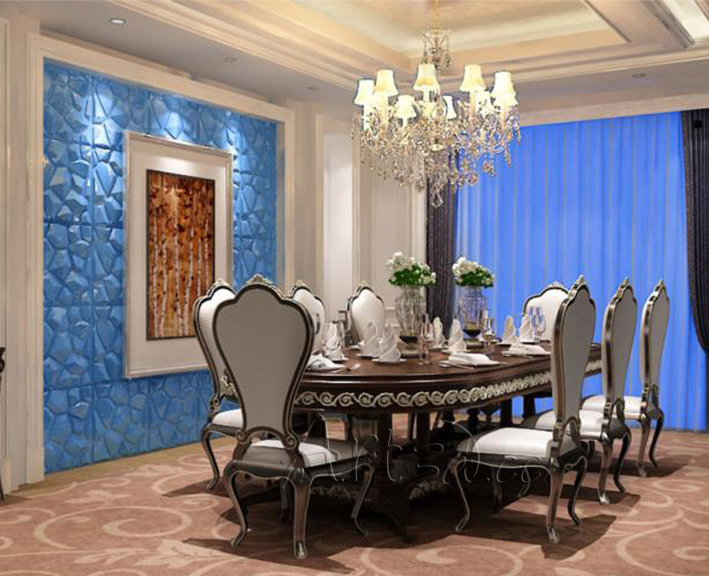 Wonderful Dining Room Wall Panels For Interior Design
