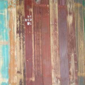 A15506 - Reclaimed Old Wood Strips 0.81 m² or 8.72 sq.ft