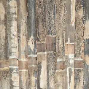 A15507 - Reclaimed Wood Strip Paneling 1 m² or 10.66 sq.ft