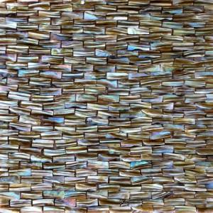 A18001 - Natural Shell Mosaic Wall Tile