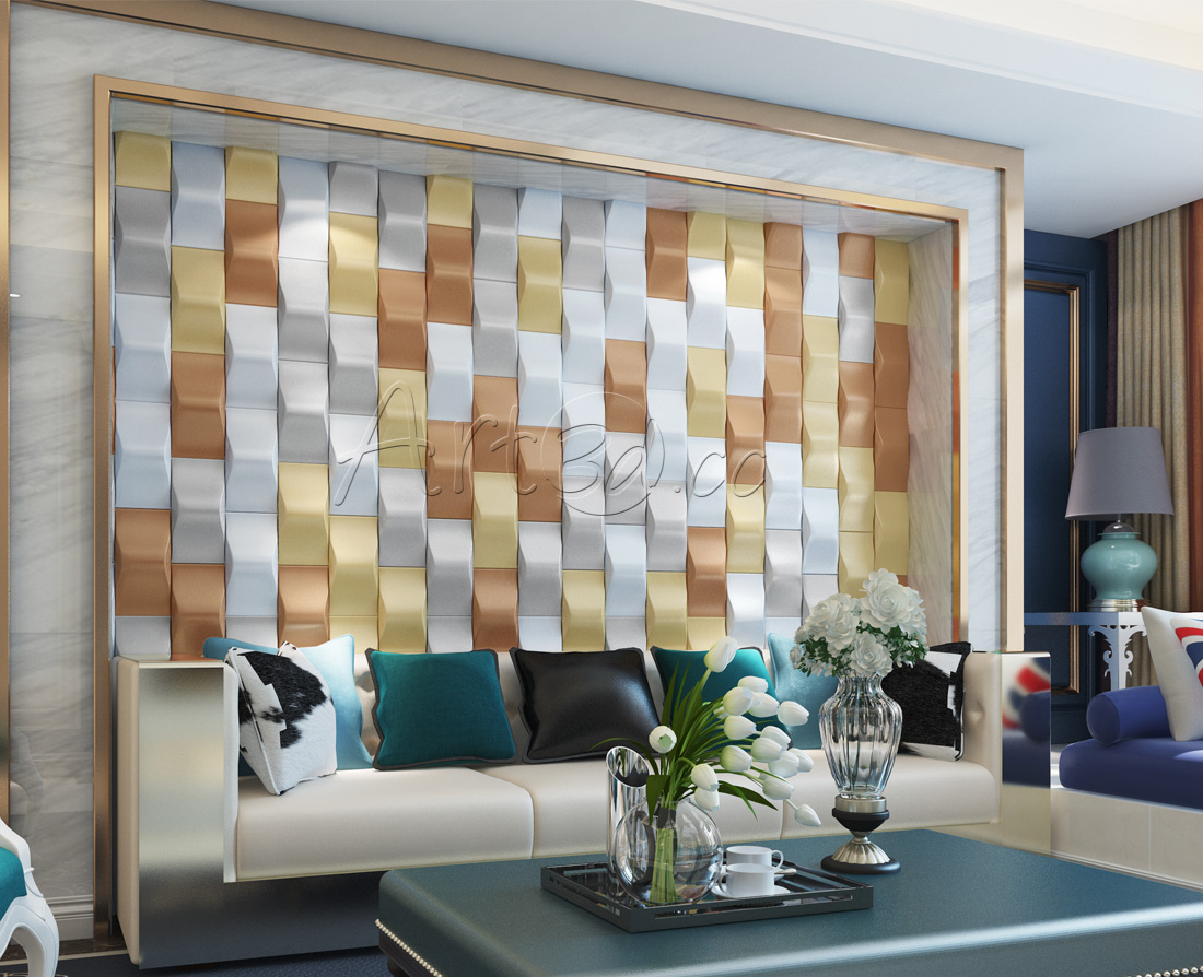 Living room wall panels - Wall interior design living room ...