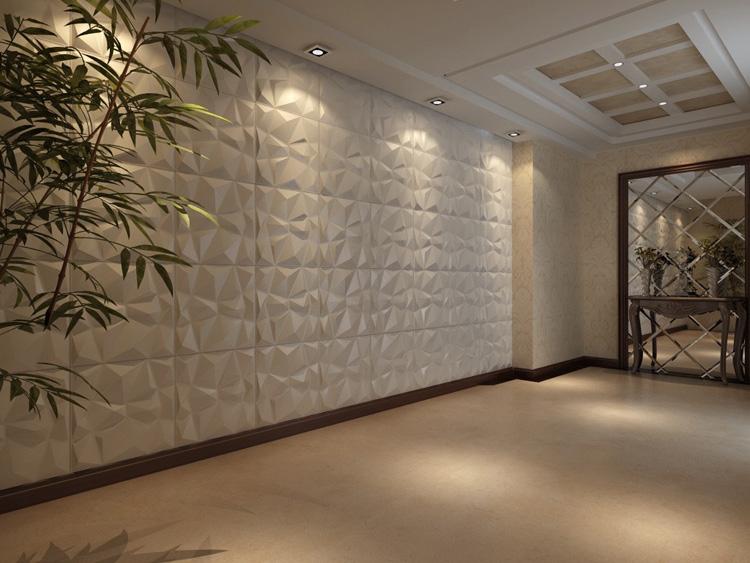 3d illuminative wall covering