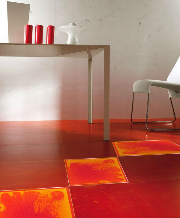 creative liquid floor