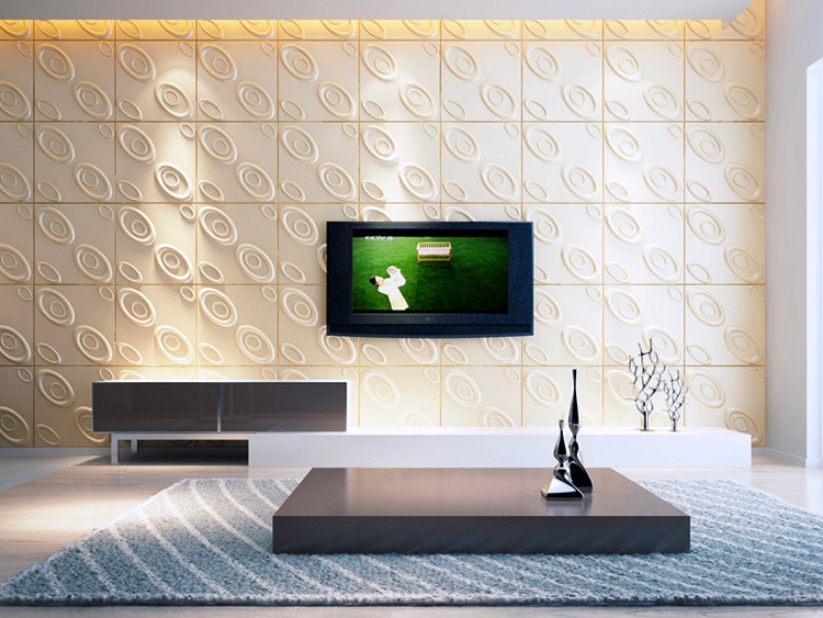 Eco Friendly 3D Wallpaper
