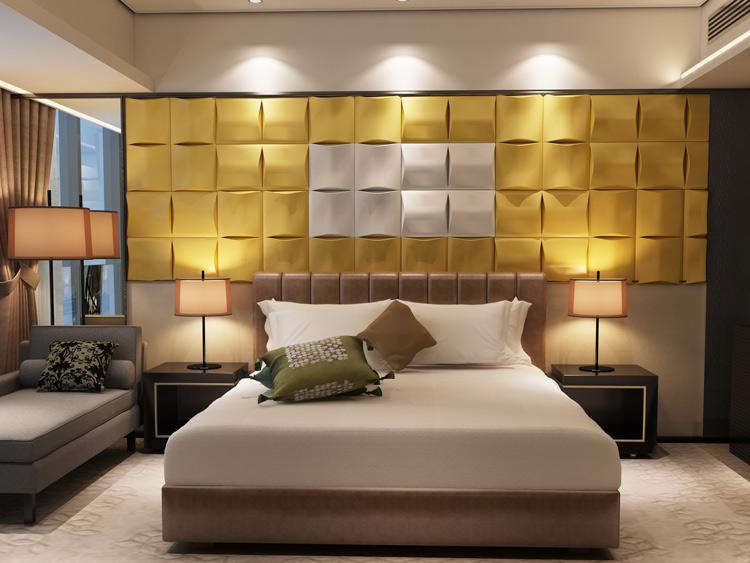Leatherlike Wall Tile