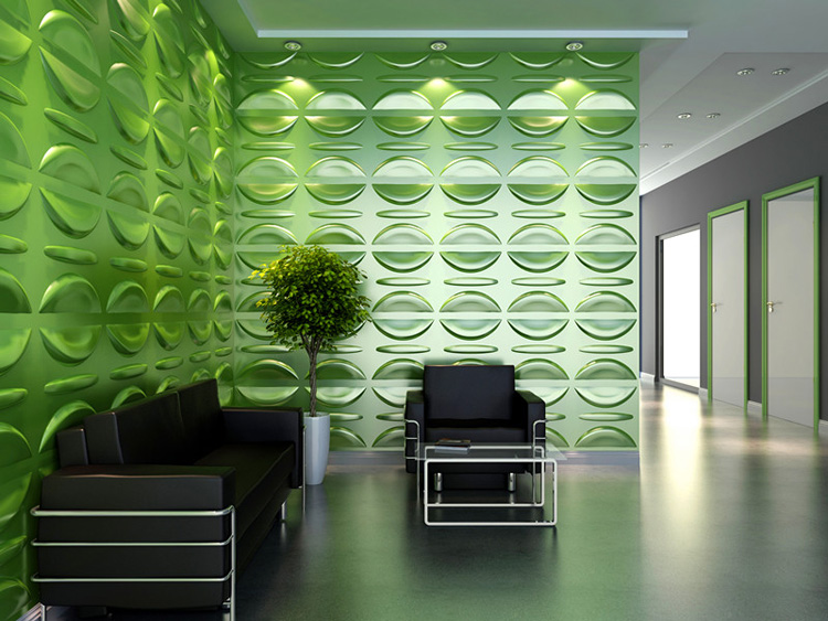 Eco 3D Wall Paneling