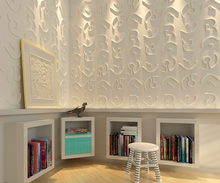 threedwall paintable textured paneling