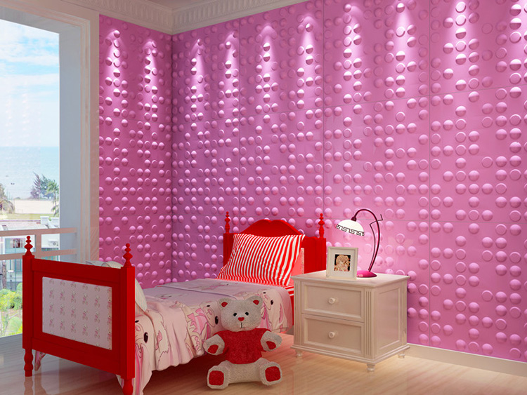 3D Contemporary Wall Panels