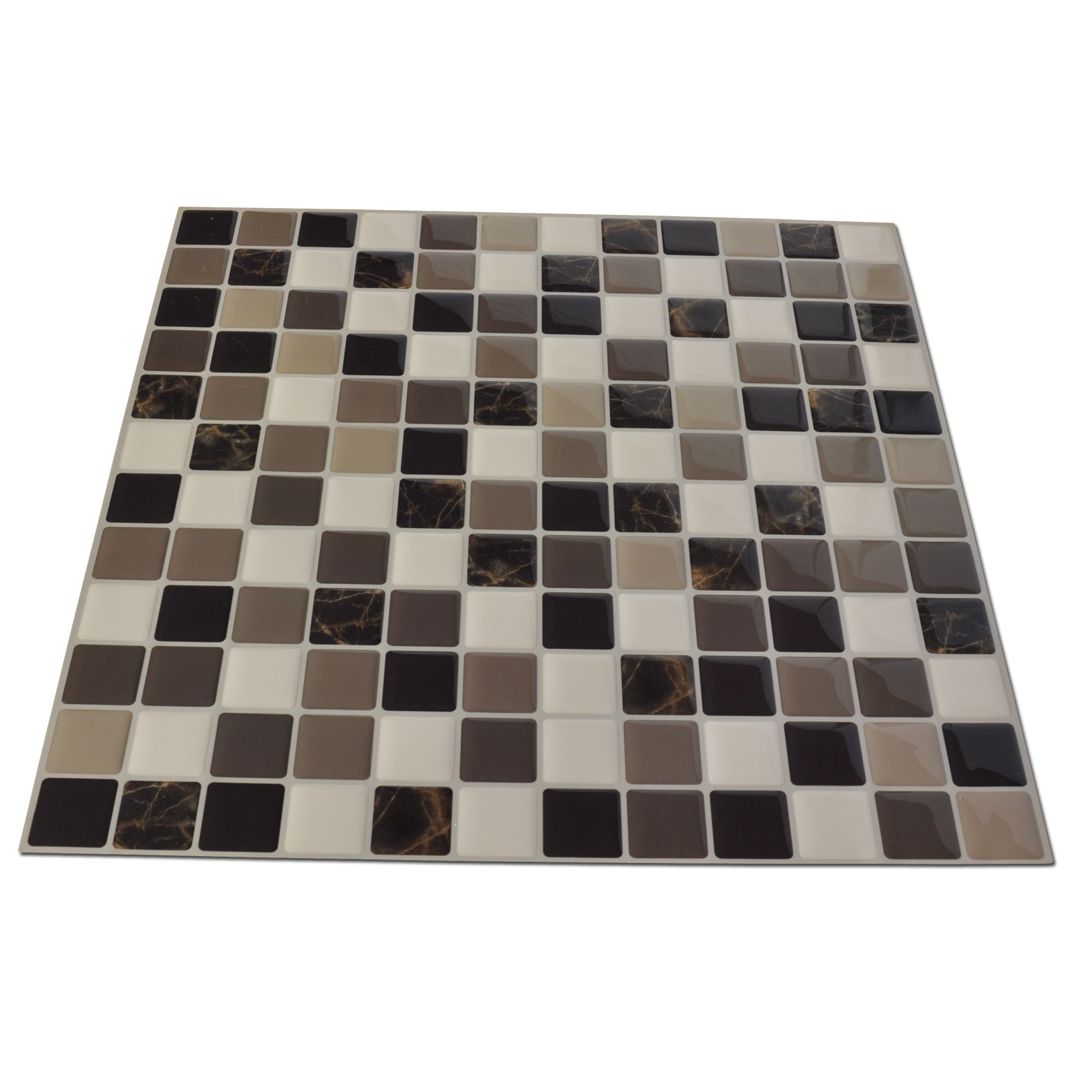 Backsplash tile adhesive