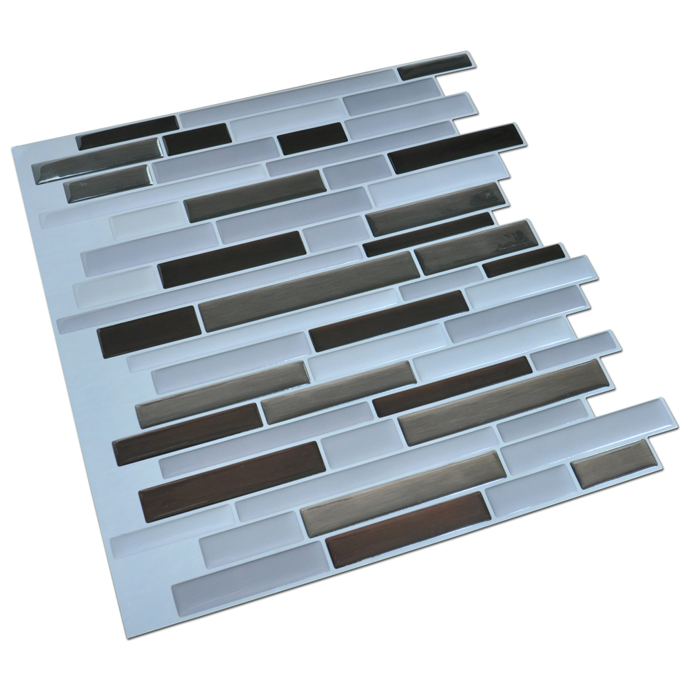 Self Adhesive Wall Tiles for Kitchen Backsplash, 12\