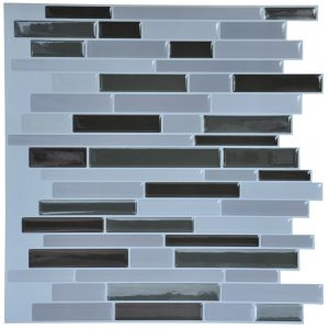 A17018 - Self Adhesive Wall Tiles for Kitchen Backsplash, 12