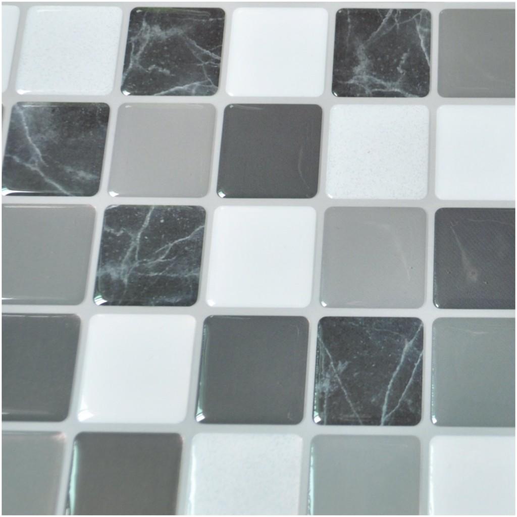 Smart Mosaic Backsplash