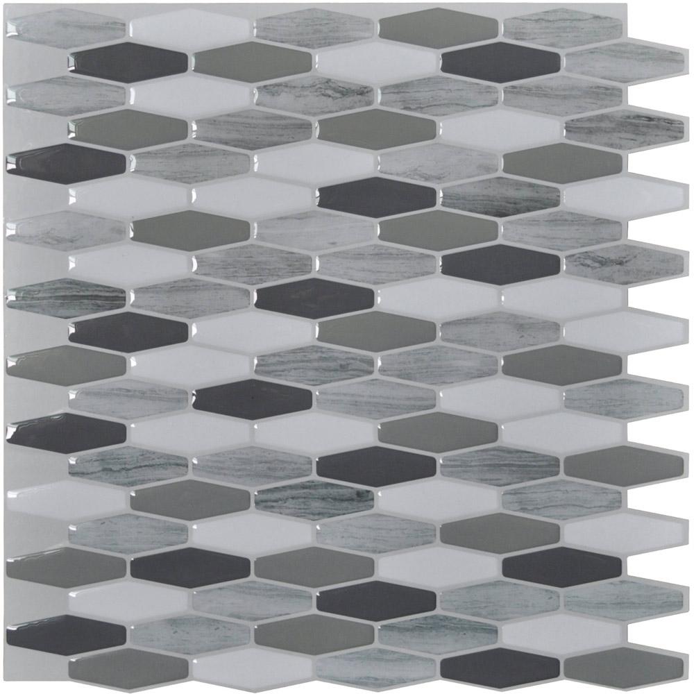 home backsplash tiles vinyl peel stick tile a17021 peel stick