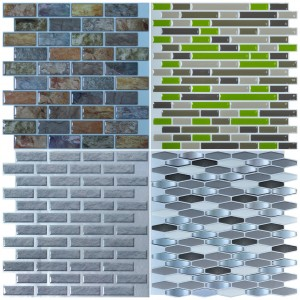 A17901 - Peel & Stick Smart Mosaic Sample