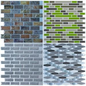 A17901 - Peel & Stick Smart Mosaic Sample