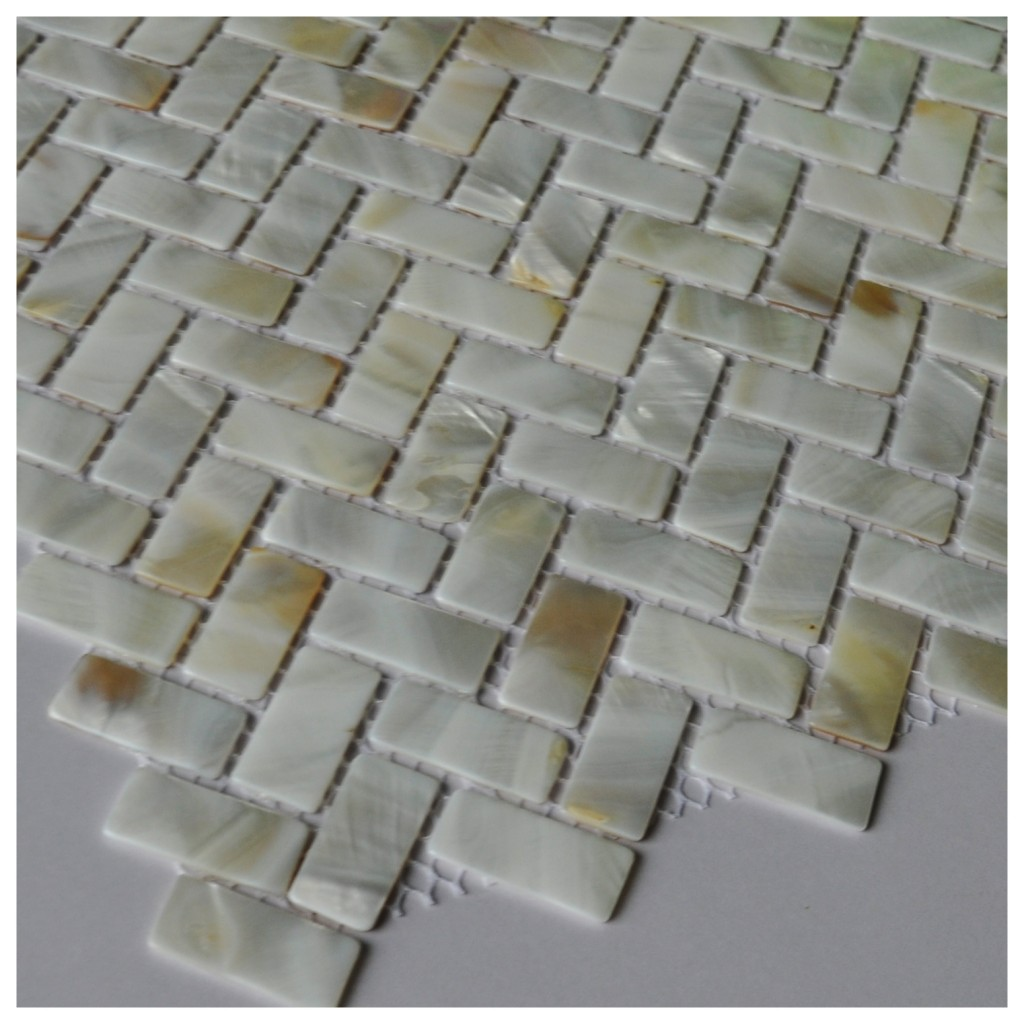 Mother of Pearl Kitchen Bathroom Wall Tiles